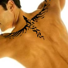 Upper Back Tattoo Designs For Men Tattoos Picture 3