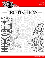 BONUS: protection tattoos book
