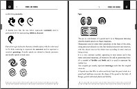 Polynesian Tattoo Handbook - sample pages