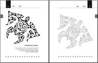 Turtles Design Book - sample pages