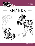 Sharks Design Book - Front cover