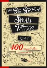The Big Book of Small Tattoos - Vol.1