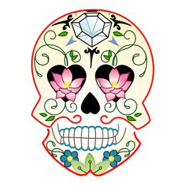 Calavera tattoo
