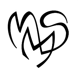 M+M+S heart tattoo