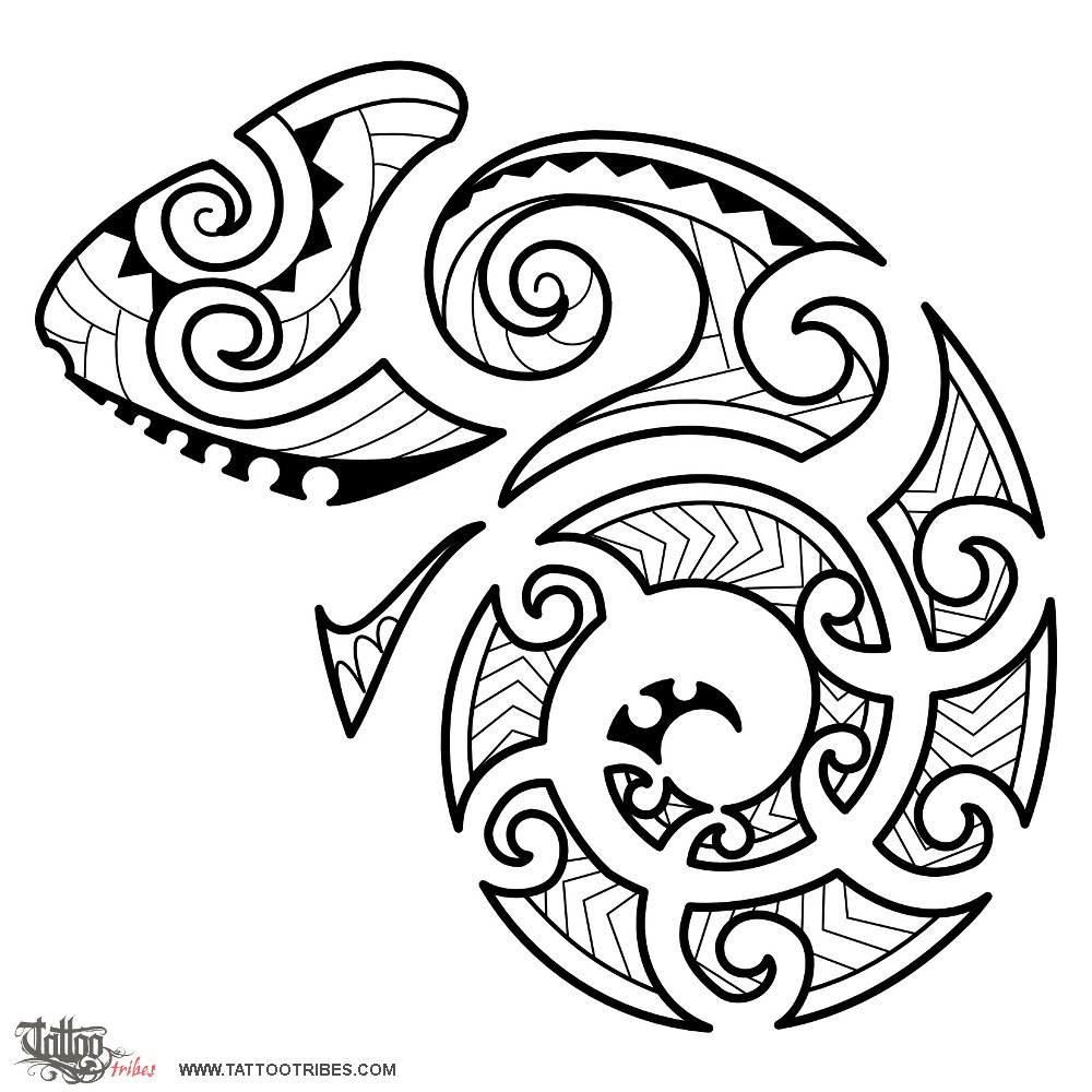 mauri coloring pages - photo#40