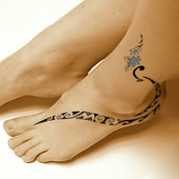 Rawahi - New life and memory tattoo