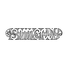 Simeon maorigram tattoo