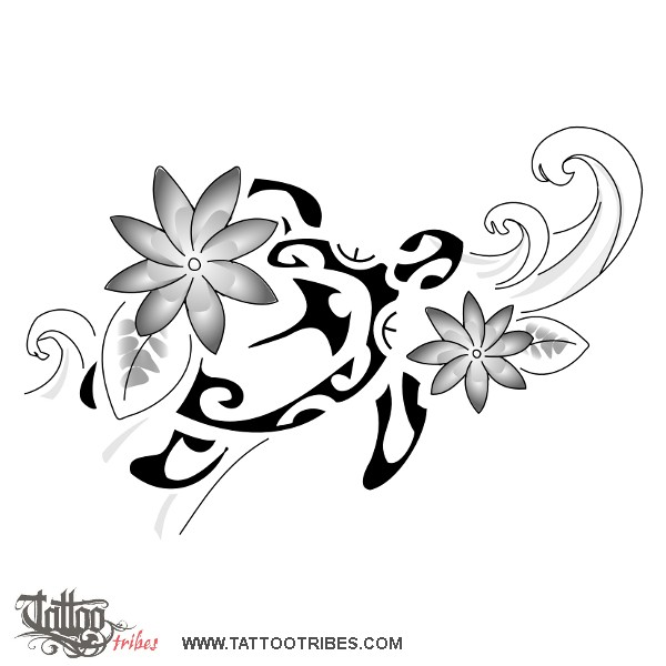 gallery for gt tiare flower tattoo