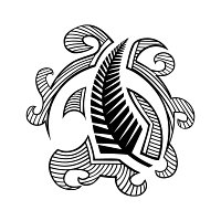 Maori rebirth tribal tattoo
