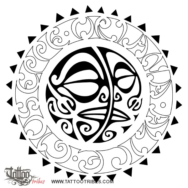 tattoo of sun moon union tattoo custom tattoo designs on. Black Bedroom Furniture Sets. Home Design Ideas