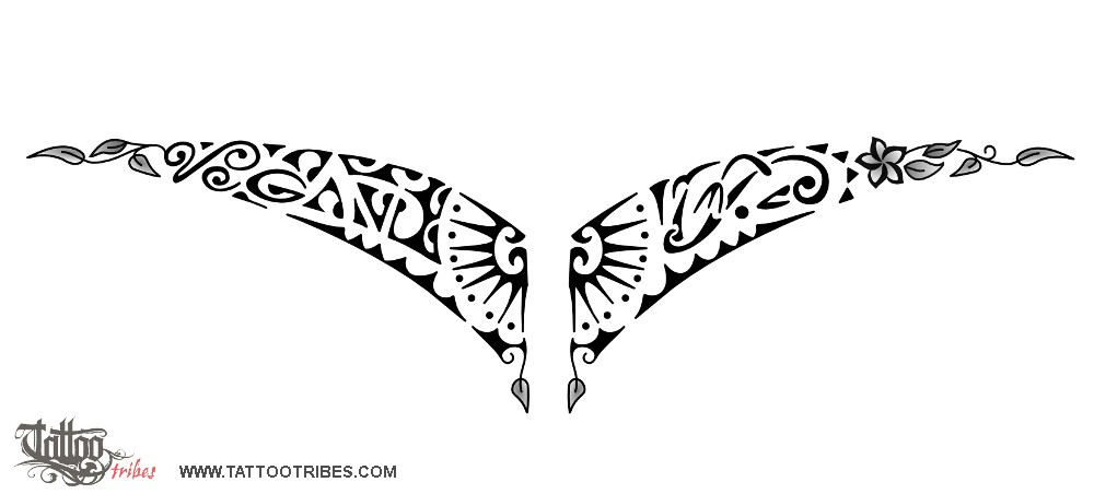 Maori Lower Back Tattoo: Tattoo Of Vegan, Lower Back Tattoo