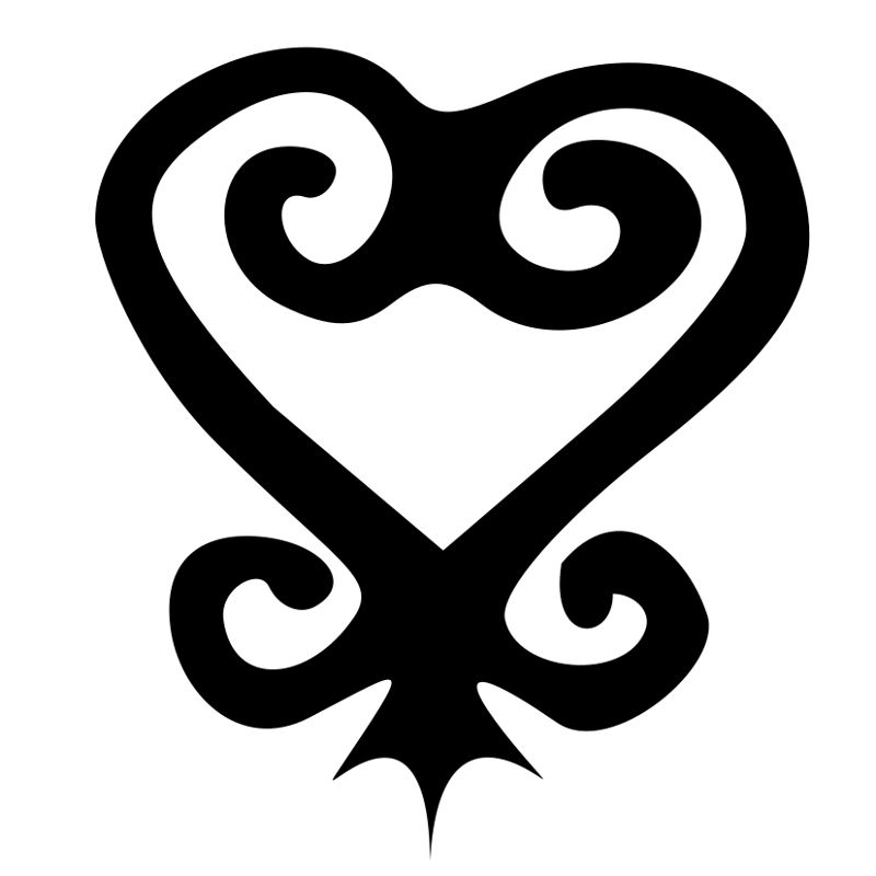 Adinkra Symbols Were Initially Used To Decorate Fabrics And Garments But Their Inner Beauty Makes Them Perfect As Tattoos Well
