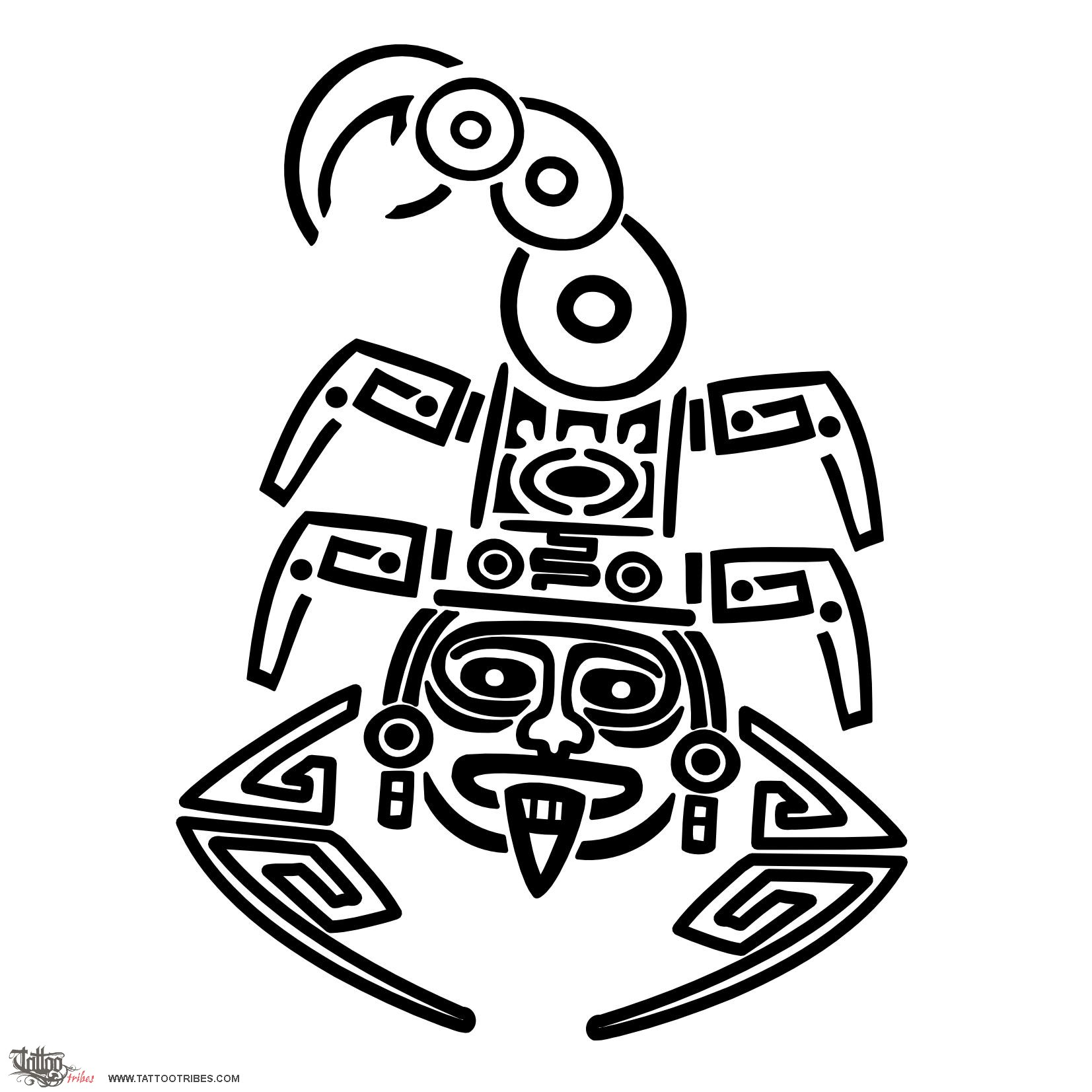mayan symbols and meanings