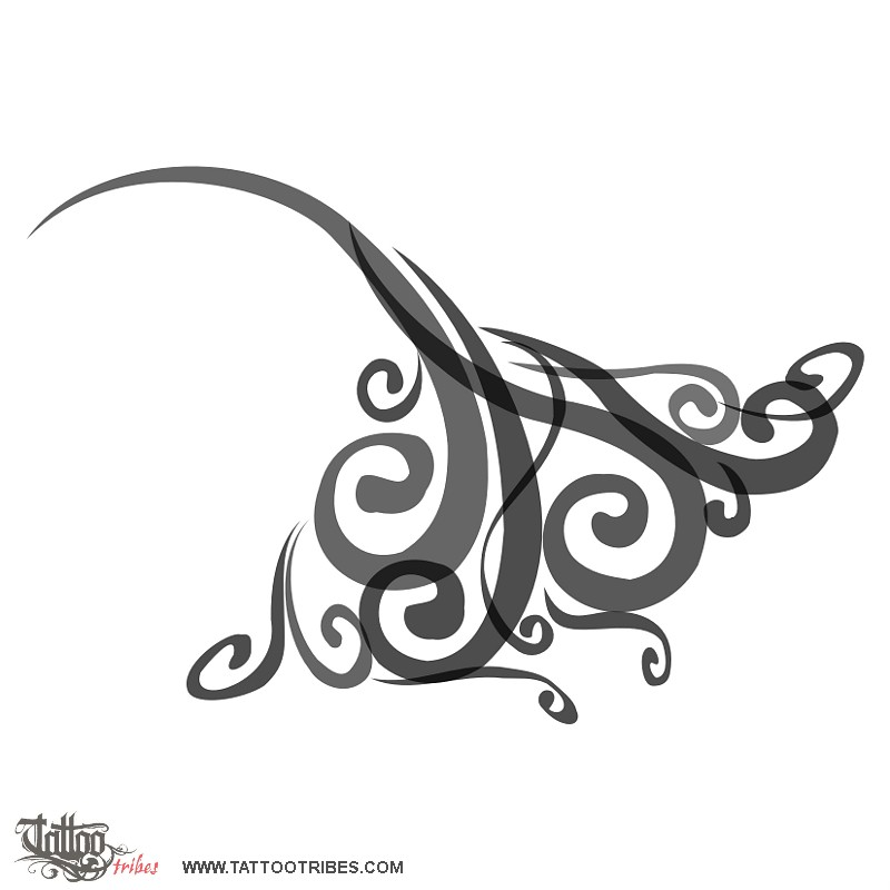 Wind Tattoo images