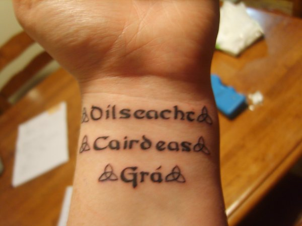 Amiee - Friendship, loyalty, love