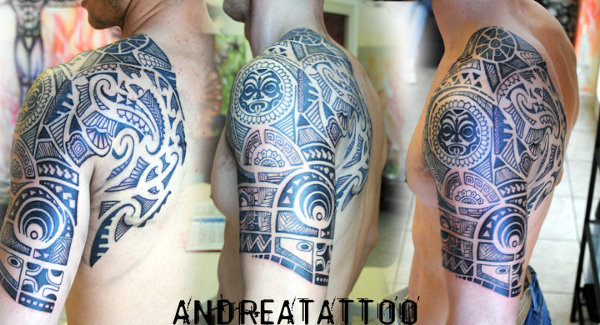 Angelo - Polynesian work