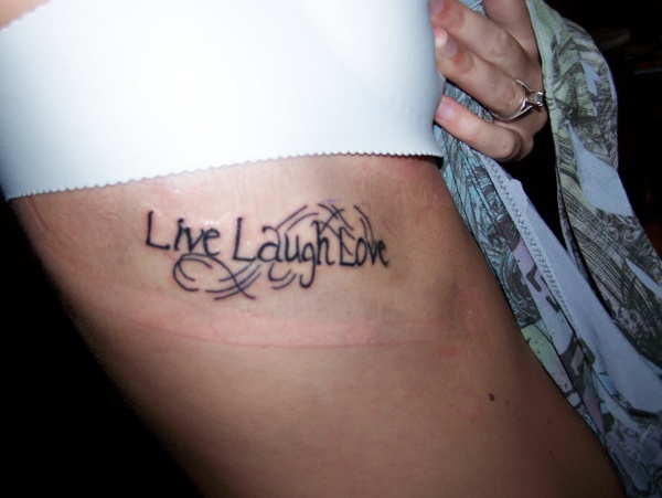 Danielle - Live, Laugh, Love